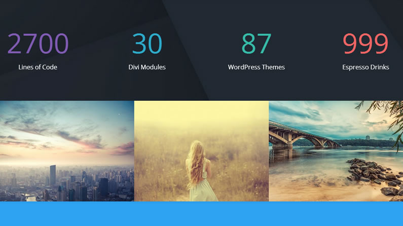 Create Stunning Landing Sales And Splash Pages With Divi S - Splash page template