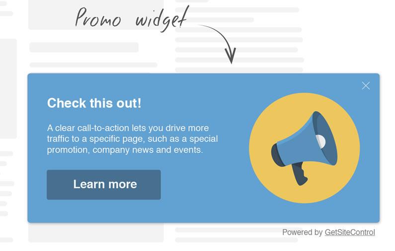 getsitecontrol promo widget