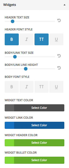 style thesis sidebar