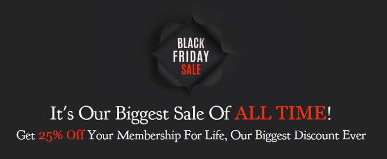 elegant themes black friday deals on themes and plugins