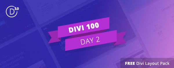 divi 3 countdown day 2