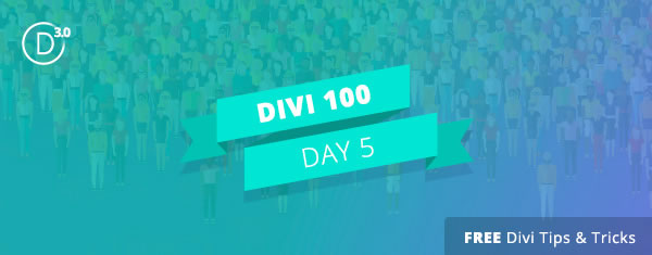 divi 3 countdown day 5