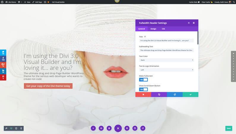 Divi Visual Builder – 10 reasons why you'll love using Divi 3.0's Visual Builder