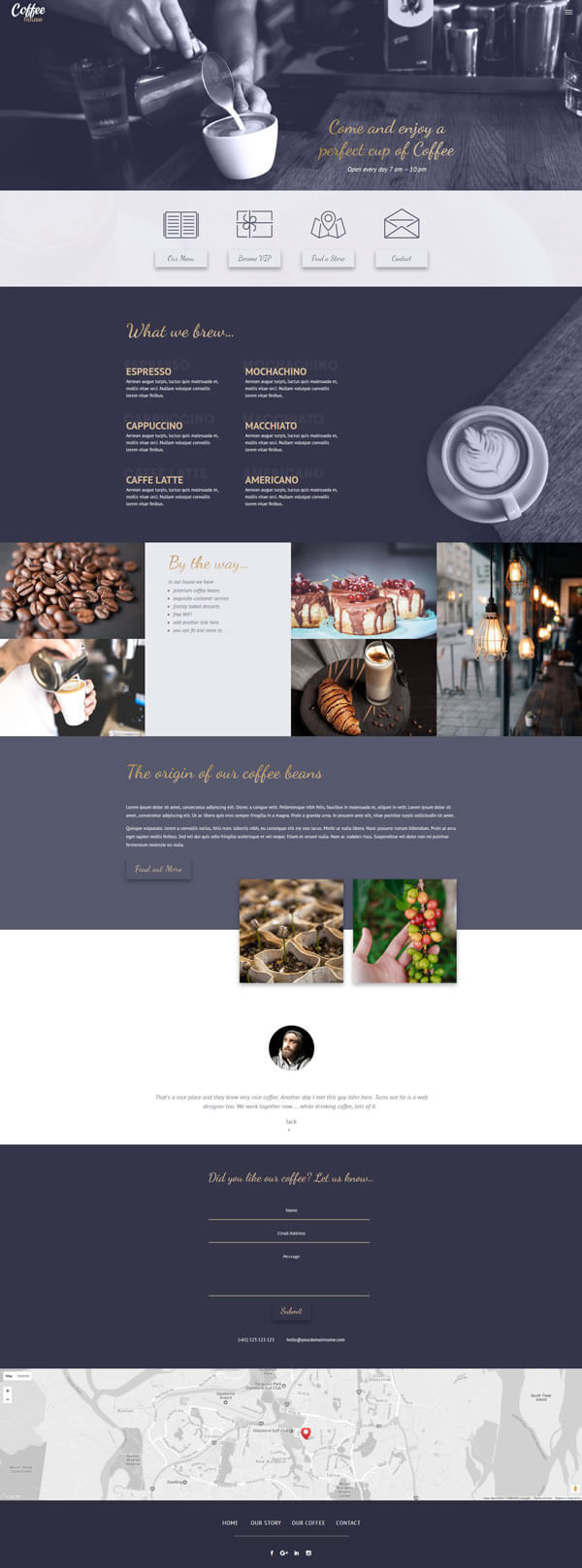 free premade divi layouts