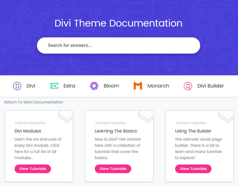 The fabulous Divi documentation… just got better!