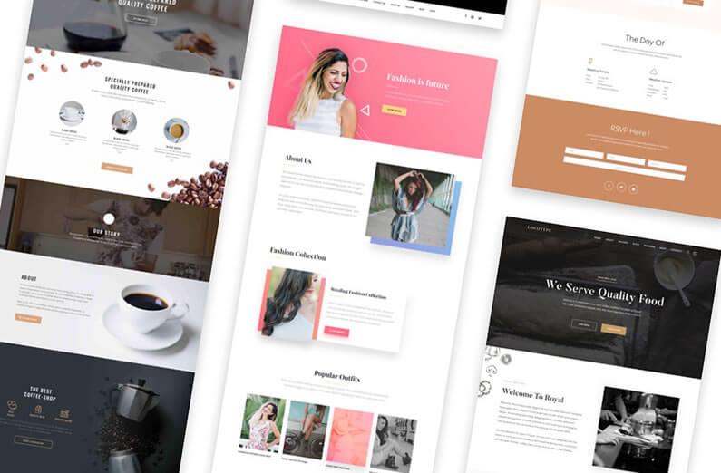 free divi layout packs