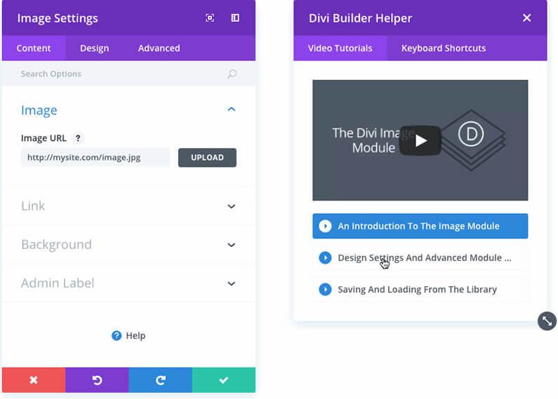 Divi help: 70+ new Divi Video Tutorials plus the Divi Builder Helper