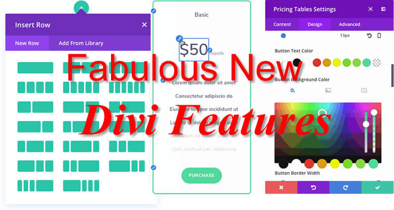 Divi features – fabulous new Divi features that you'll absolutely love
