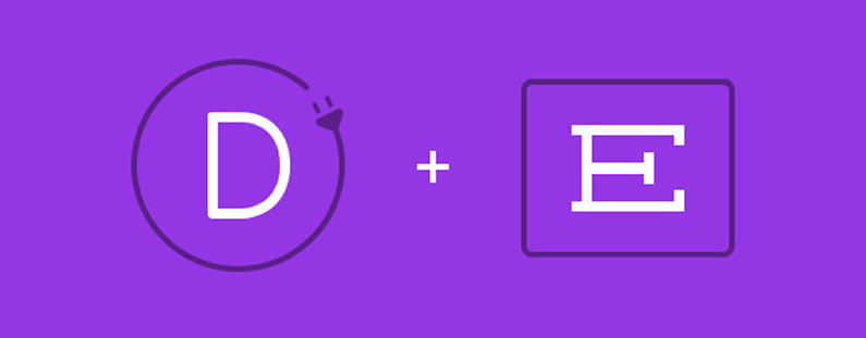 Divi, Extra, a universal Builder, a new fluid grid and the Divi Builder plugin