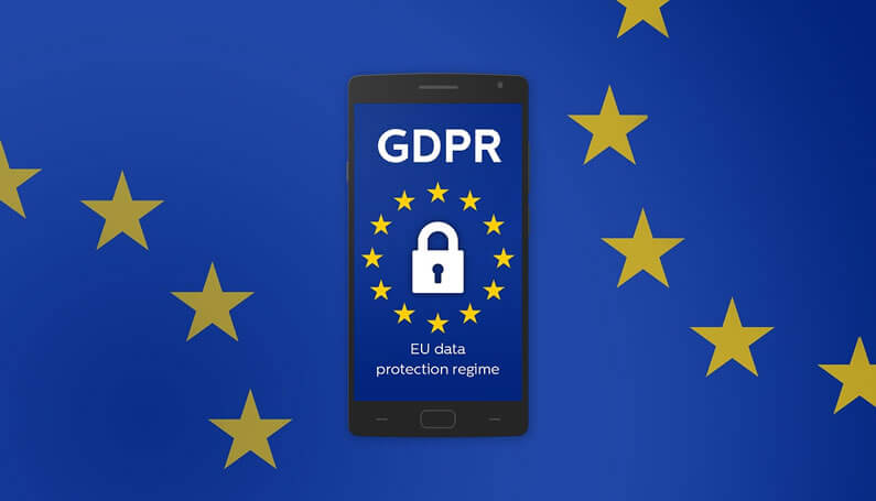 GDPR is upon us… oh my, oh my